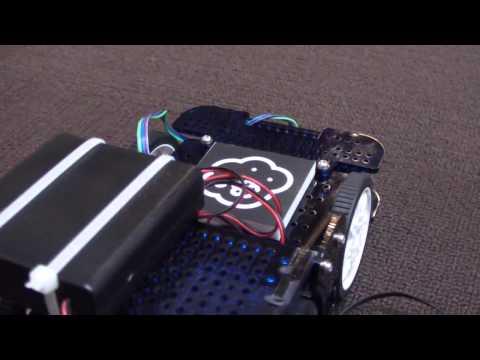 Ikimo Open Source Hardware Robot