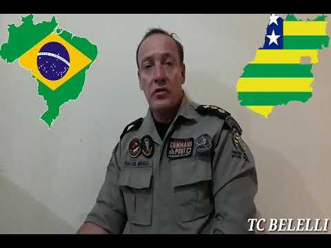 TC BELELLI...INTERVENÇÃO MILITAR/GOLPE