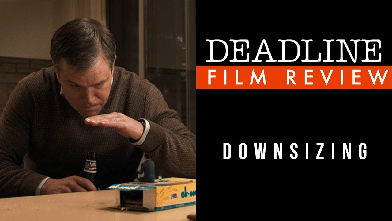 Download Downsizing Review - Matt Damon, Christoph Waltz