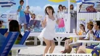 CM 深田恭子 氷結 透明ダンス篇 kirin キリン 深田恭子 検索動画 16