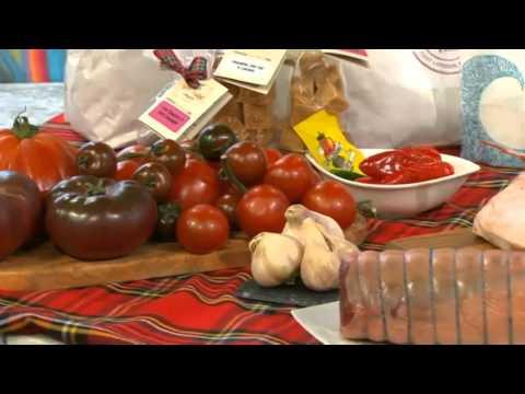 Mark Greenaway Scottish Food
