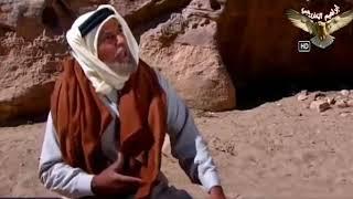 اقو مشهد من مسلسل غليص يريد ذبح عمه