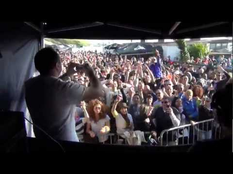 FERRY TAYLE MANUEL LE SAUX DANIEL KANDI LIVE DJ SET @ LUMINOSITY BEACH FESTIVAL 2012