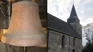 Achlum (FRL) luidklokken van de Gertrudiskerk (na restauratie)