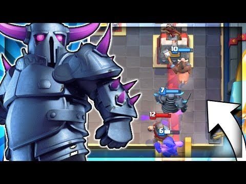 Meta killer pekka hog deck arena 9 to 11 legendary for Deck pekka arene 6