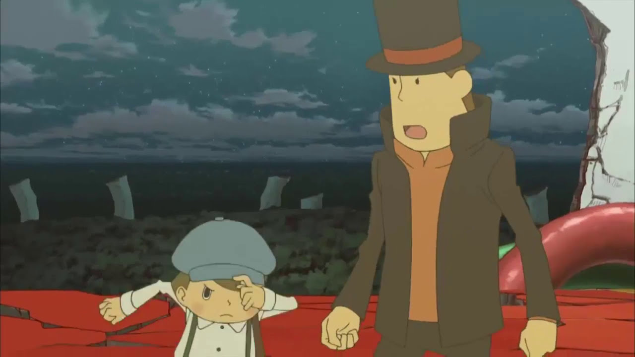 Profesor Layton Iphone Gratis
