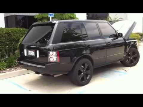 2010 Range Rover Conversion Youtube