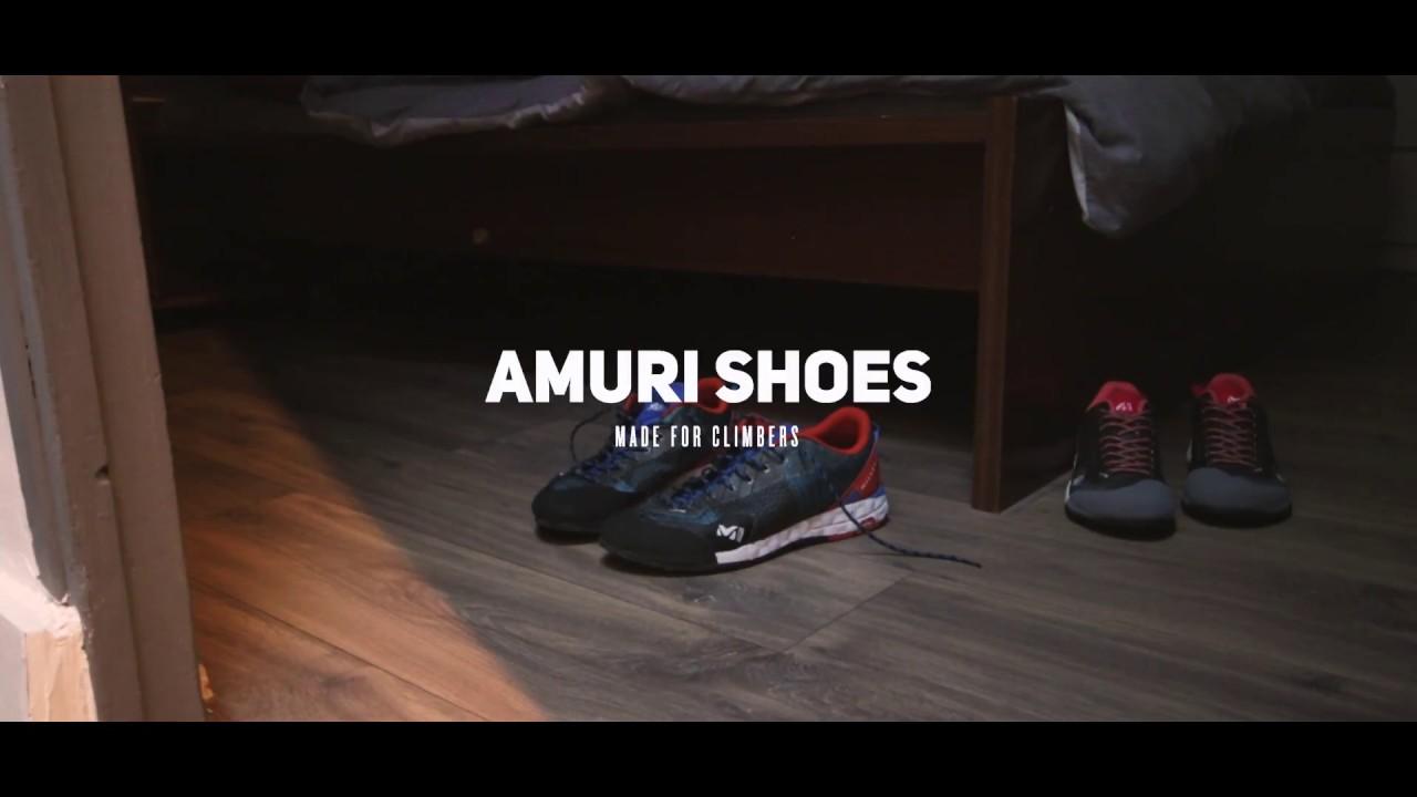 Amuri De Rando Leather Chaussures Millet SULpGqzMV
