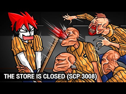 The Store is Closed (SCP-3008) #1 : เกมสุดสมจริง ที่คุณสามารถใส่เดี่ยวกับพนักงาน IKEA ได้ !!!