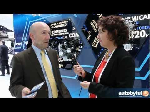 Volkswagen/Audi Group Executive Interview Video @ 2013 Detroit Auto Show
