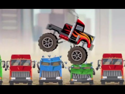 Monster Truck Demolisher - Monster Truck Game from YouTube · Duration:  8 minutes 27 seconds