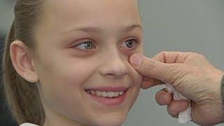 Австралийка делает уникальные протезы глаз (новости)