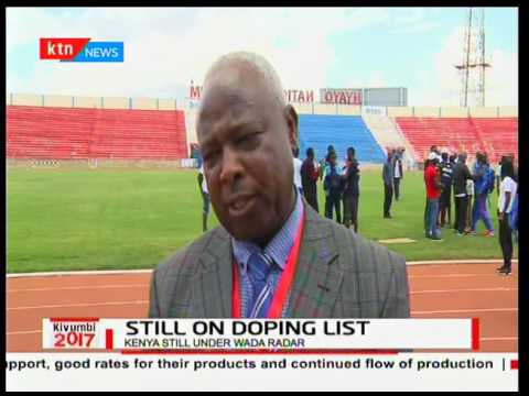 Kenyan Athletics team to begin its training a they prepare to defend their titles in London