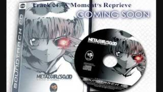 Metal Girl Solid CD Promo Sampler