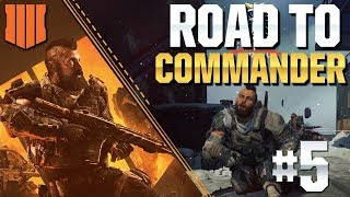 SUMMIT REMASTERED?! Road to Commander #5 (BO4)