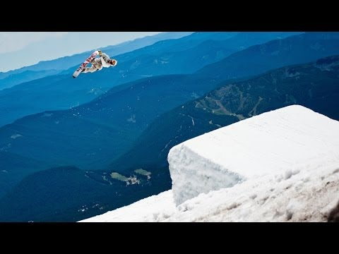 Sage Kotsenburg's Day In The Life at High Cascade Snowboard Camp