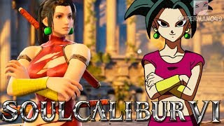 PLAYING AS KEFLA IN SOUL CALIBUR 6! - Soul Calibur 6: Character Creation Gameplay (Kefla)
