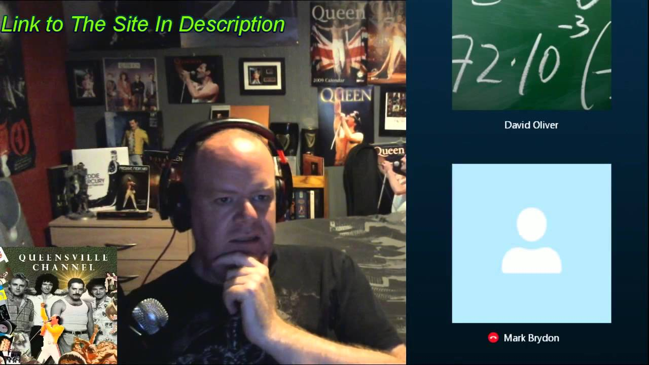Download Skype Conversation With A New Queen Fan