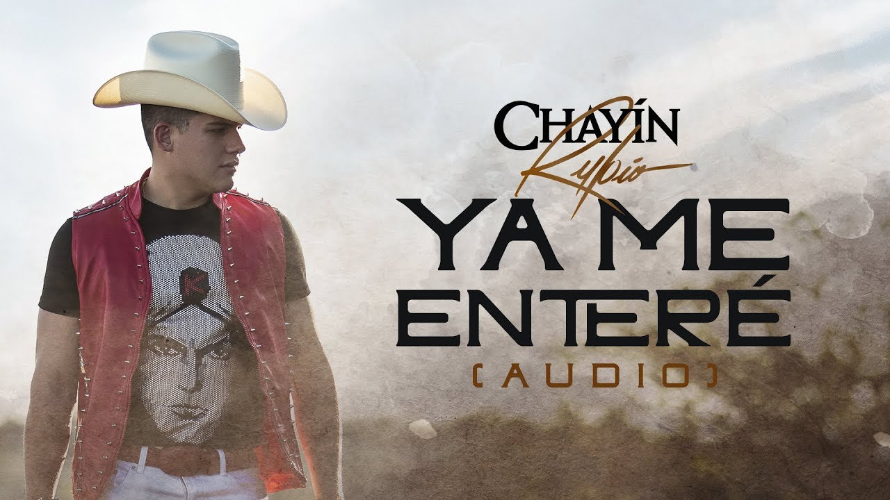 ya-me-entere-chayin-rubio-el-ahijado-consentido-latin-power-music