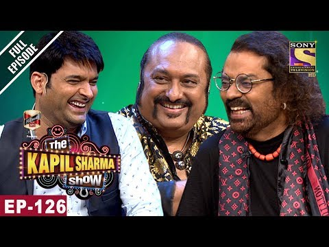Thumbnail: The Kapil Sharma Show - दी कपिल शर्मा शो - Ep - 126 - Hariharan and Leslie Lewis - 6th August, 2017