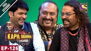 The Kapil Sharma Show - दी कपिल शर्मा शो - Ep - 126 - Hariharan and Leslie Lewis - 6th August, 2017