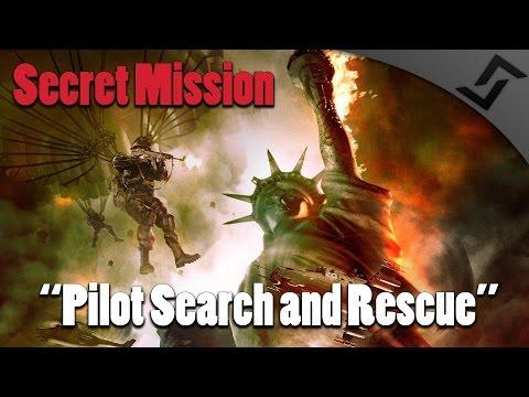 World in Conflict - Mission 12 - Pilot Search and Rescue! - USA / NATO