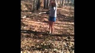 Vine swinging (with my fake tan) Thumbnail