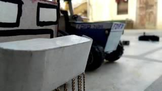 Mini tractor tochan in pone Tohra