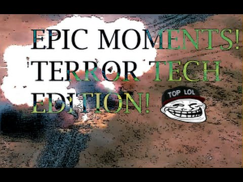 11 EPIC MOMENTS(Terror Tech Edition) CNC ZERO HOUR