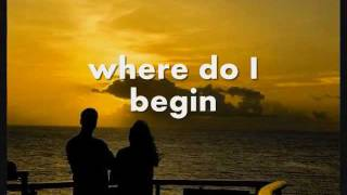 Watch Andy Williams Where Do I Begin video