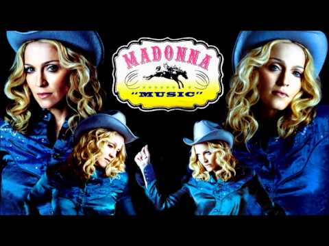 Madonna - 06. Nobody's Perfect