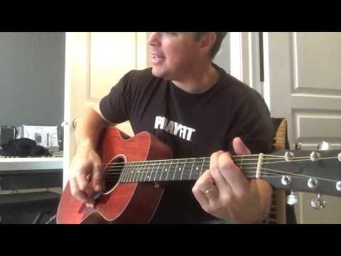 Silent Night - 3 Chord Easy Guitar Lesson | Matt McCoy
