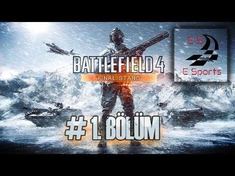 Battlefield 4 - Bölüm 1 - İlk FPS oyunumuza başlıyoruz! (Bitmeyen bir aksiyon var.)