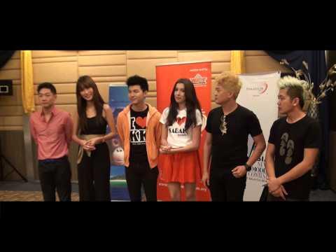 Asia New Star Model Contest 2014 - Last Challenge At Kota Kinabalu (Episode 9)