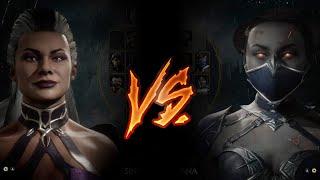 Mortal Kombat 11 - Sindel Vs. Kitana (VERY HARD)