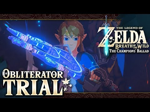 The Legend of Zelda: Breath of the Wild - Great Plateau One-Hit Obliterator Trial