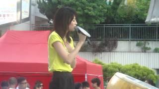 連詩雅 Shiga Lin - Come On + 只要和你在一起 @ 樂富廣場 (HD)