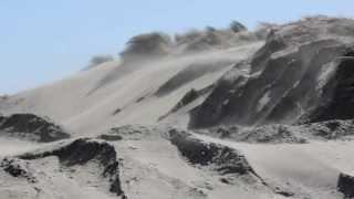 Sand Storm (at Ocean Beach)