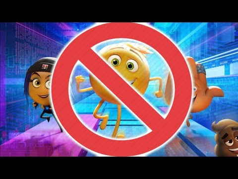 Thumbnail: Everything Wrong with THE EMOJI MOVIE Trailer