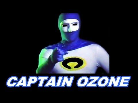real-life superhero Captain Ozone!