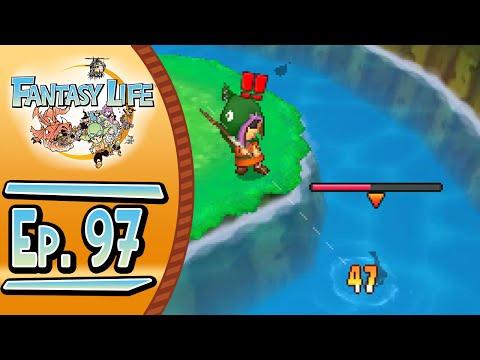 Fantasy Life :: # 97 :: Counter-Hook!