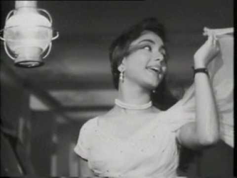 GuruDutt and Sadhna in Picnic (Unreleased)  - Kitna Rangeen hai ye chaand sitaaron ka samaa