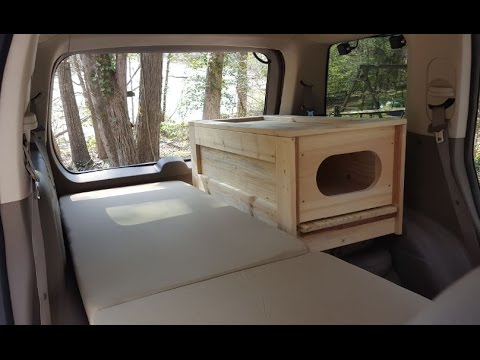 Ford Fusion Mods >> Ford Explorer Camper Conversion - YouTube