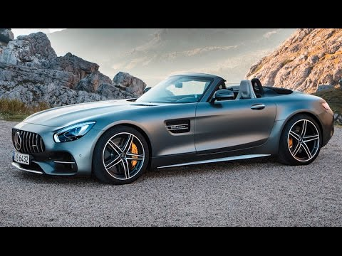 Mercedes AMG GT C Review - YouTube