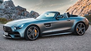 2018 Mercedes AMG GT C Review