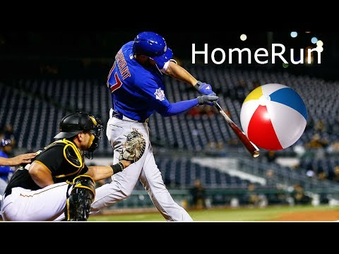 DZL - The World Series played w a beach ball is much more interesting