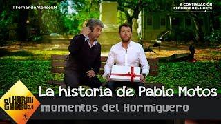 Hormiguero Forrest Gump - El Hormiguero 3.0