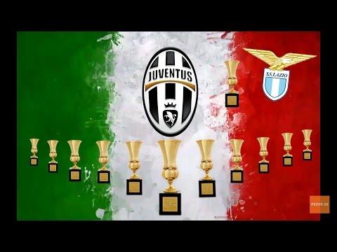 LE UNDICI COPPE ITALIA VINTE DALLA JUVENTUS • Game for write the history