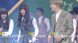 Gambar cover FULL 160304 SHINee Taemin teaching GFriend dance Press Your Number