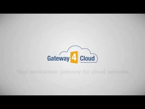 Gateway4Cloud - Your centralized gateway for cloud services